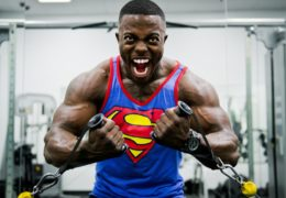 Rozbudowanie masy mięśniowej